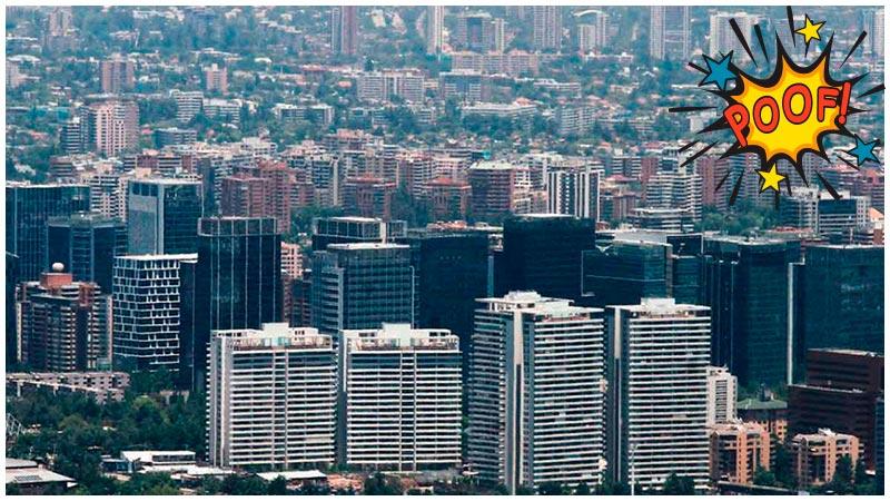 Mercado inmobiliario Santiago